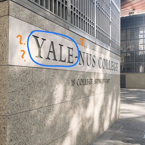 On Yale and Yale-NUS: Why Yale Won't Save Us