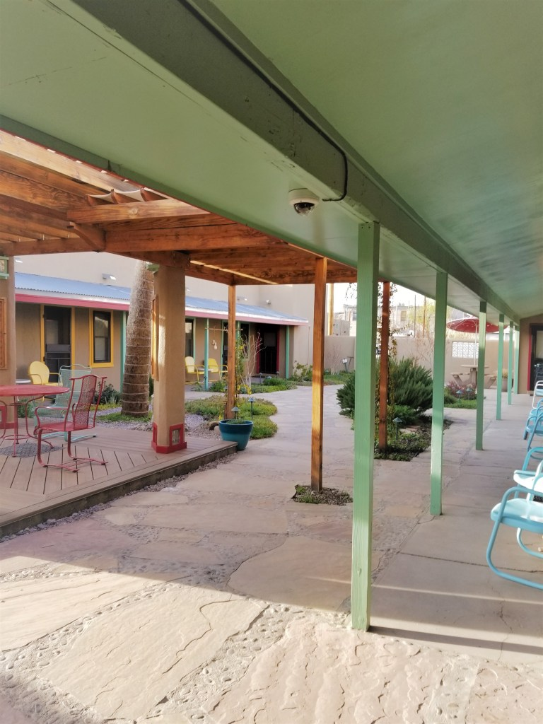 blackstone hot spring in truth or consequences, new mexico