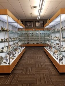 New Mexico Bureau of Geology Mineral Museum