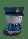 Robot - Policeman
