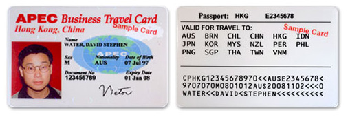Apec Business Travel Card Cost