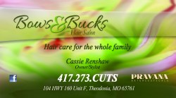 Bows & Bucks Hair Salon