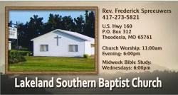 Lakeland Southern Baptist Church