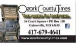 Ozark County Times Newspaper