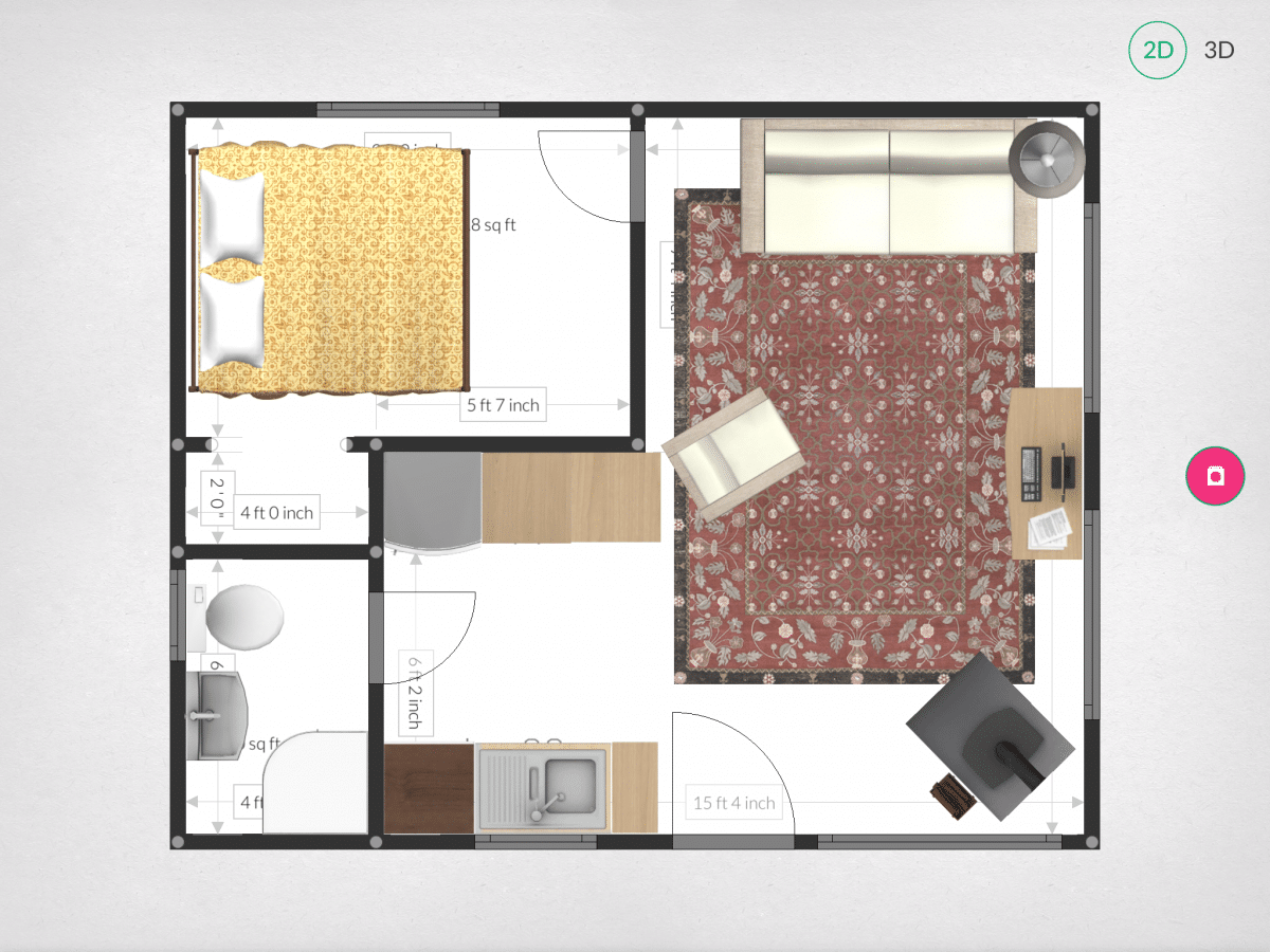 Hereu0027s Our Floor Plan Using The Roomle App