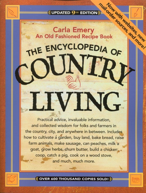 the_encyclopedia_of_country_living_by_carla_emery_