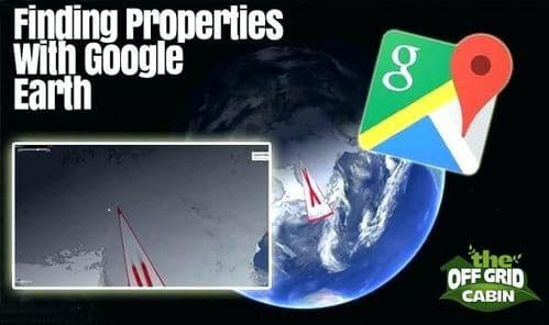 Finding Properties With Google Earth