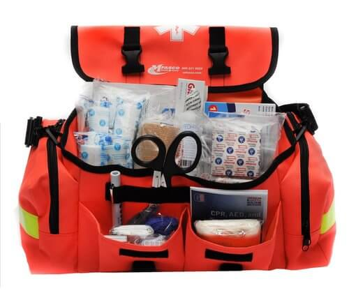 Large First Aid Kit For Off Grid Living
