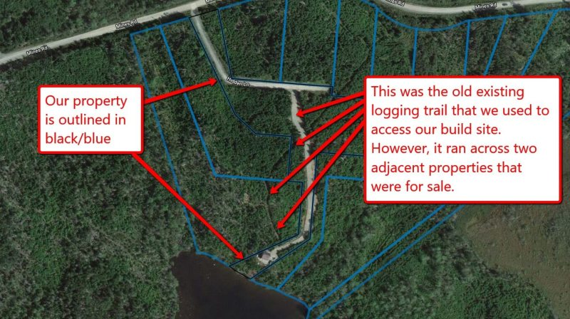 The_Off_Grid_Cabin_build_site_access_trail