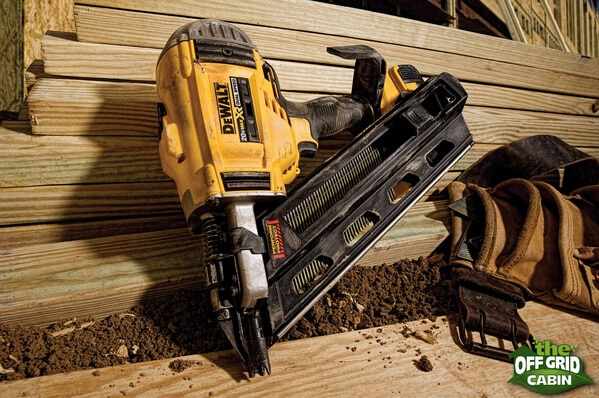DeWalt 20V Max XR Brushless Dual Speed Nailer