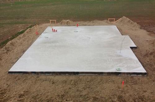 Raft Foundation Design