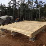 The off grid cabin joist system