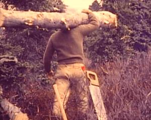 Richard Proenneke Alone In The Wilderness 4