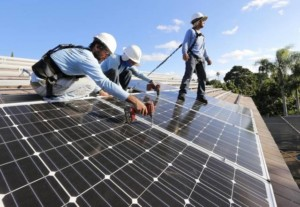 install-solar-panels to help climate-change
