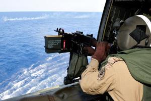 Sea King Machine Gun