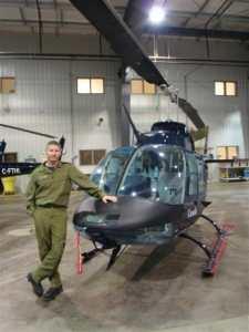 Steve Barnes Bell 206 Jet Ranger