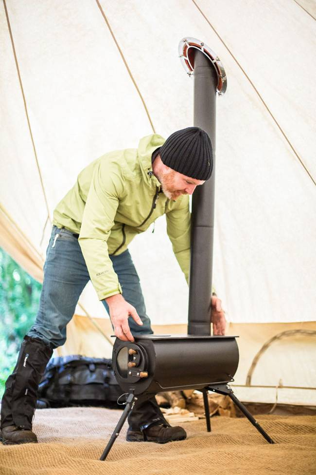 Frontier Plus Portable Woodstove 4