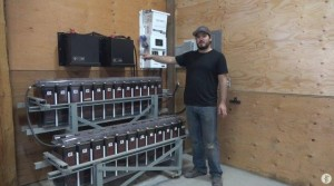 off grid Lithium_Ion_Batteries