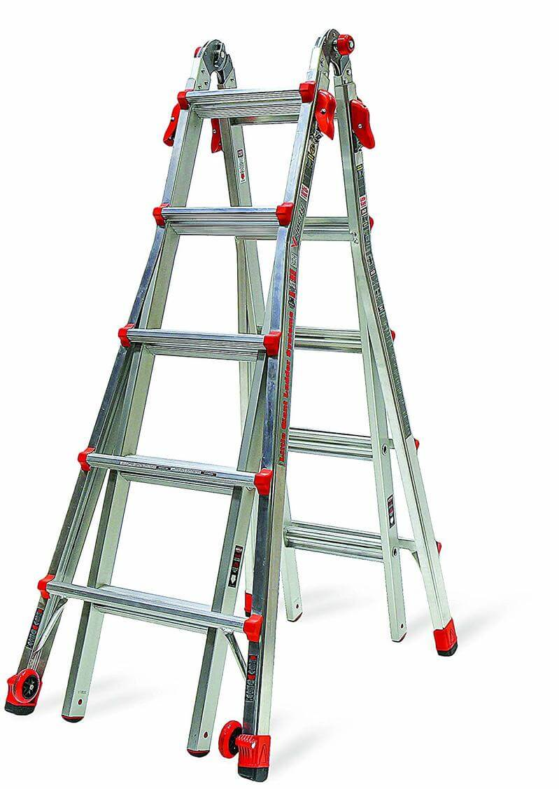 Little Giant 22-Foot Velocity Multi-Use Ladder, 300-Pound Duty Rating
