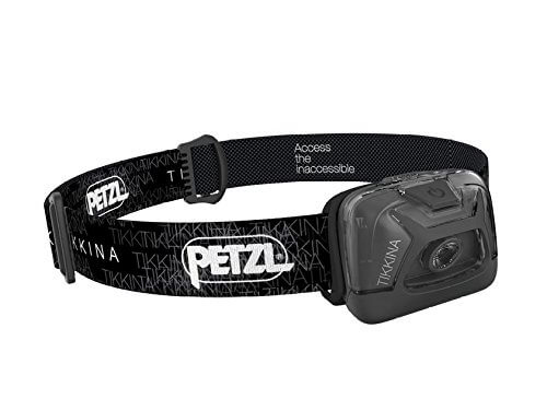 Petzl - TIKKINA Headlamp, 150 Lumens, Standard Lighting