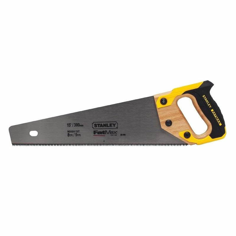 Stanley 15-Inch Fat Max Hand Saw