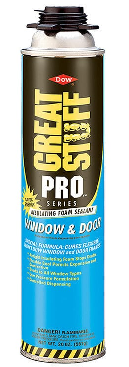 GREAT STUFF PRO Window & Door Insulating Foam Sealant