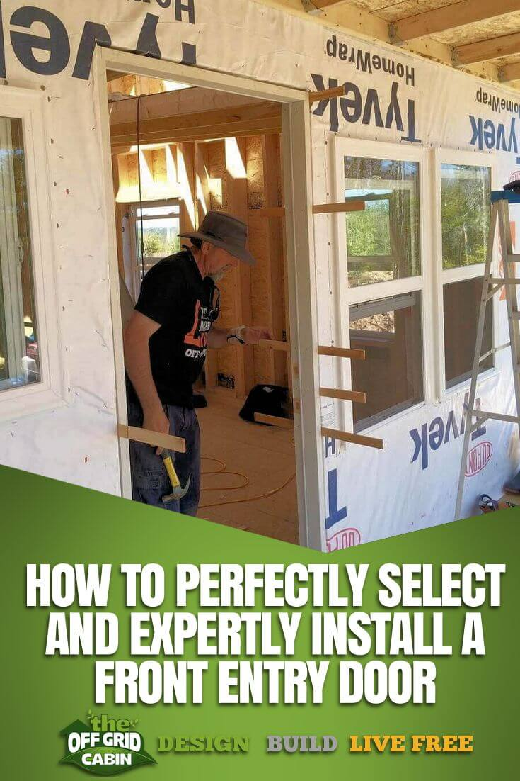 How To Select and Install a Front Door Pin