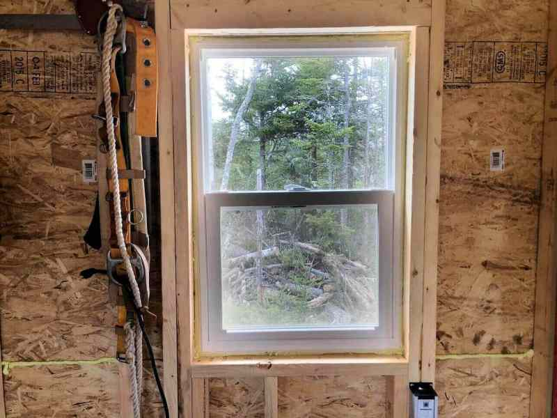 Insulating The Off Grid Cabin Windows