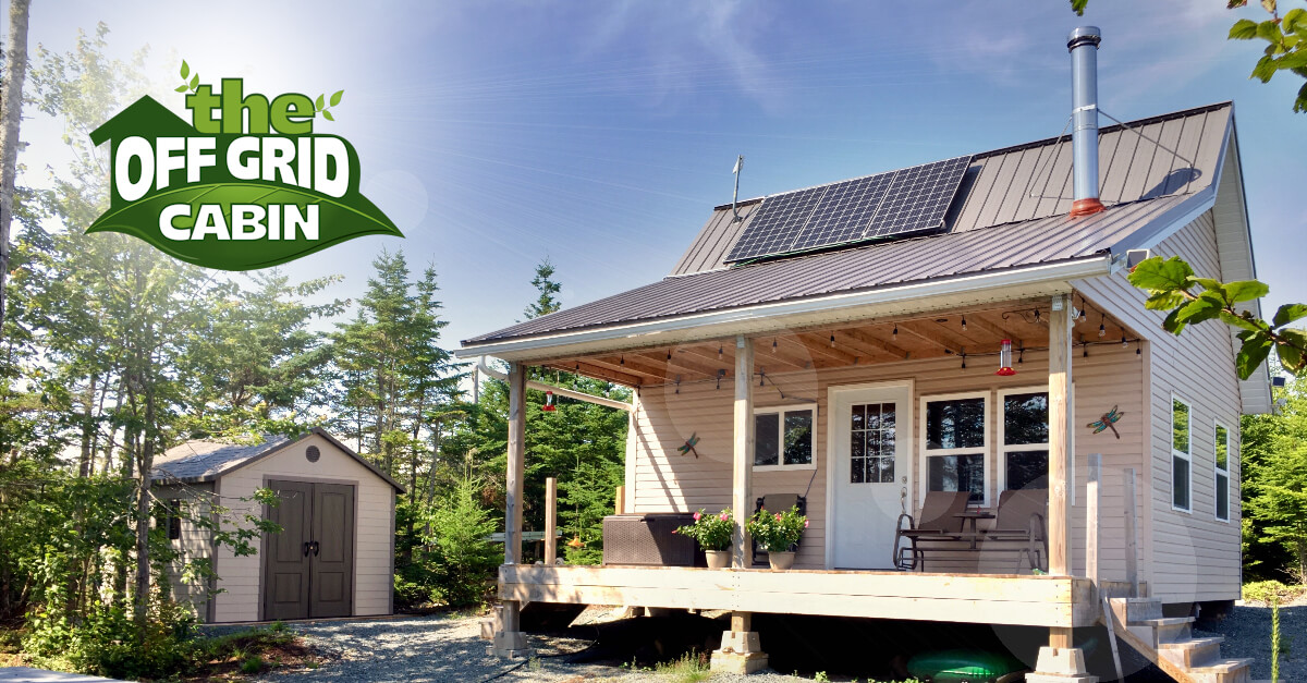 Welcome To The Off Grid Cabin Blog Featured Image