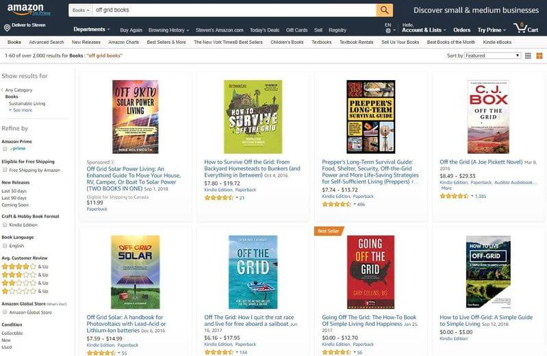 Amazon_Off_Grid_Book_Store