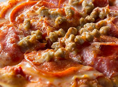 Italian Trio Pizza
