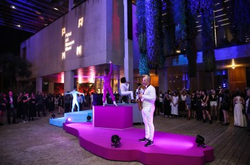 PEREZ ART MUSEUM MIAMI PRESENTS: 'DIMENSIONS' BY DEVONTE HYNES & RYAN MCNAMARA