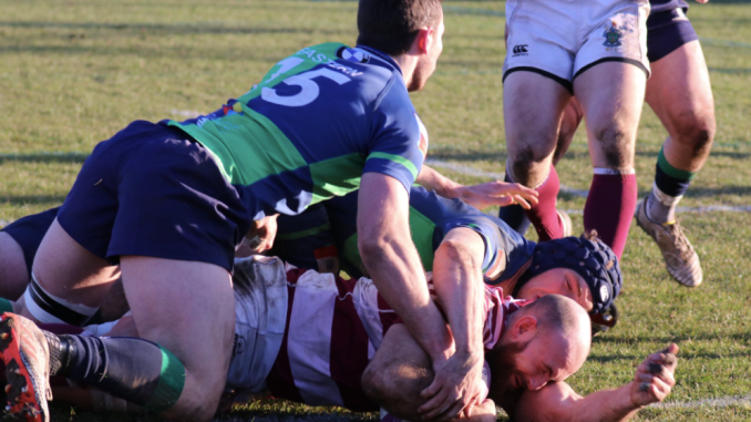 Rory Drummond Watsonians Boroughmuir