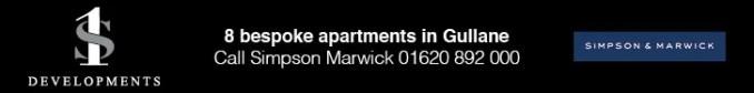 Bespoke apartments in Gullane