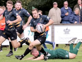 Currie Chieftains v Hawick