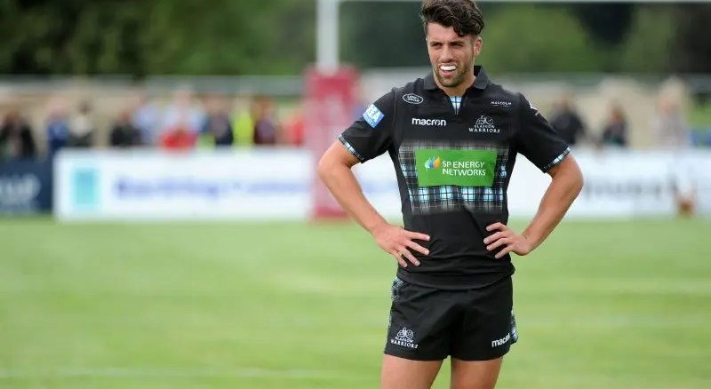Glasgow Warriors stand-off Adam Hastings