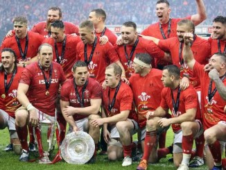 Scotland will face Grand Slam champions Wales in Cardiff