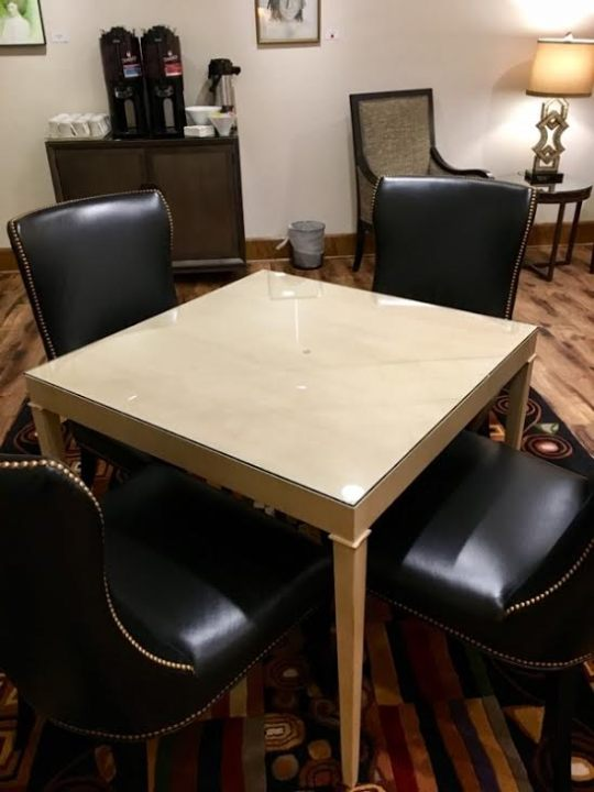 Lounge Meeting Table