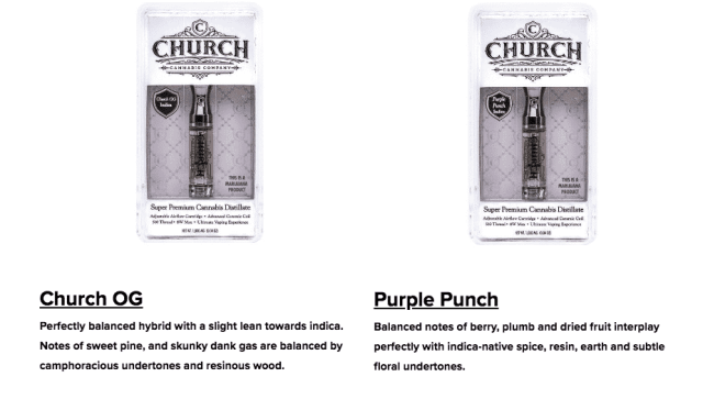Church Cannabis Company