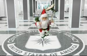Santa Claus CIA agent