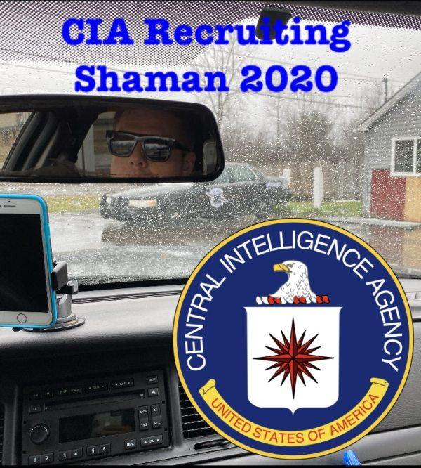 CIA recruiting shaman