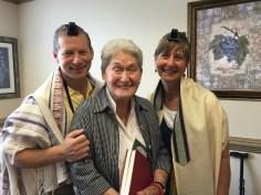 Estelle and rabbis