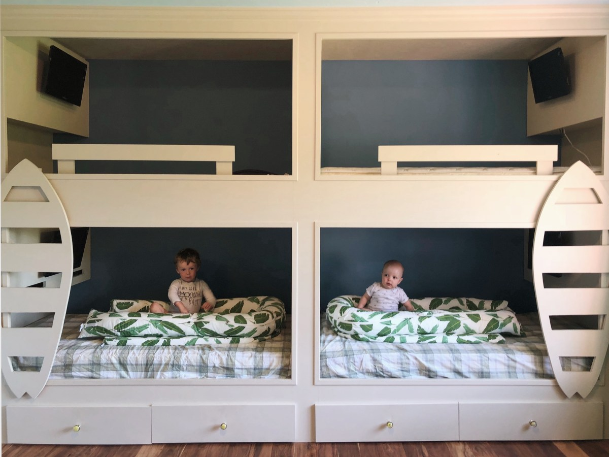 TRANSITIONING TO TODDLER BEDS WITH DOCKATOT