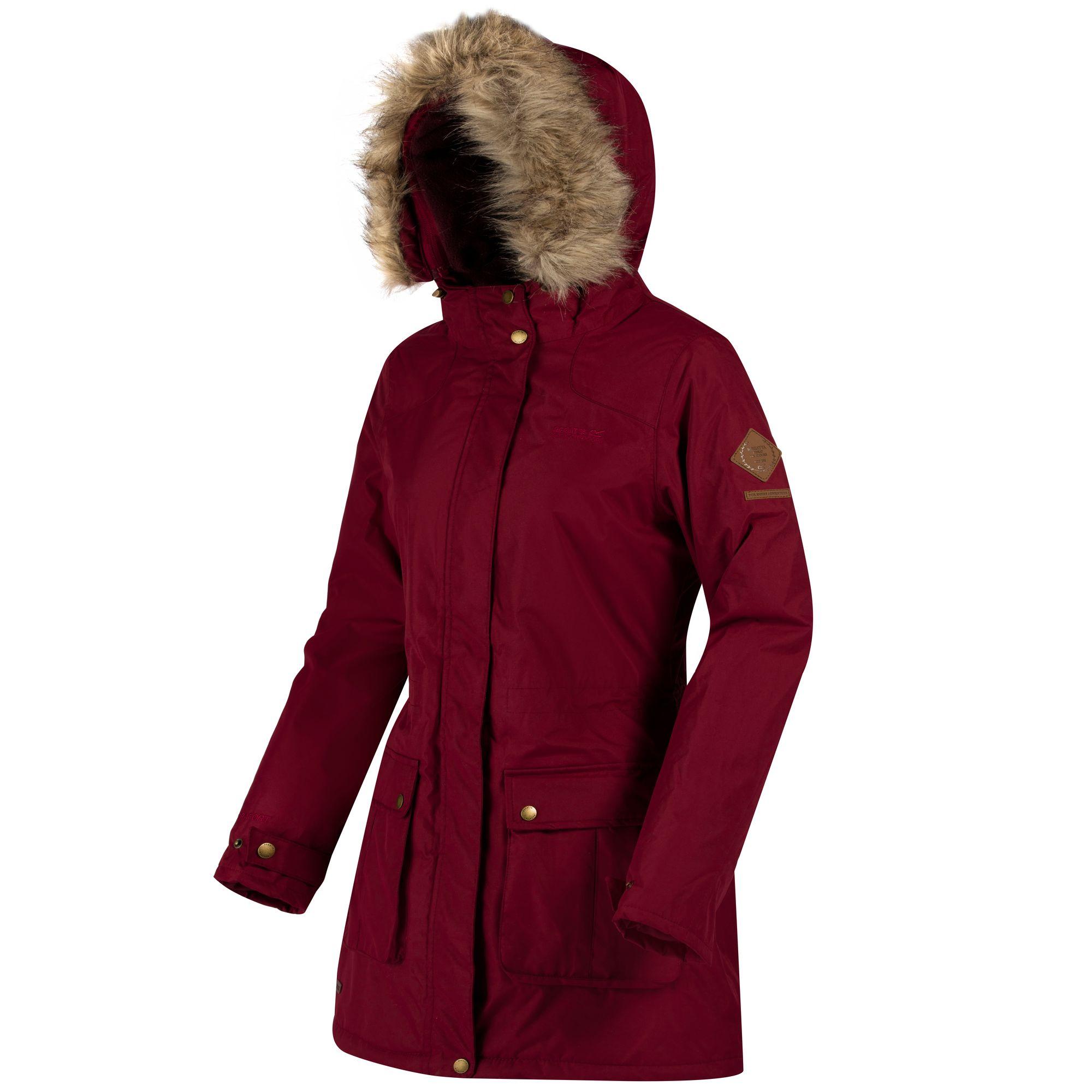 vintage women denim ll womens bean pin barns jackets jacket m s chore shoulder barn