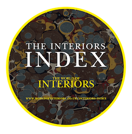 INTERIORS INDEX 1