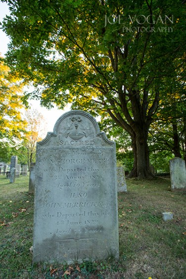 Cemetery, Covenanter's Presbyterian Church, Grand Pre, Nova Scotia, Canada, Constructed 1811