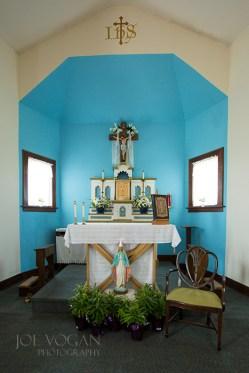 Altar, Duncan Church