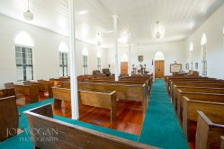 Interior, Mizpah Church, South Carolina