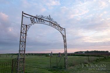 Cemetery, Bethel Norwegian Lutheran Church, North Dakota
