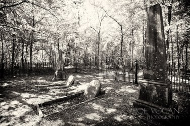 Cemetery at Big Buckhead Baptist
